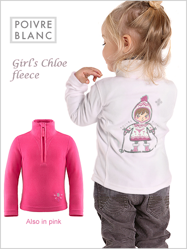 Child / Junior - Girls Chloe fleece (only age 2 now)