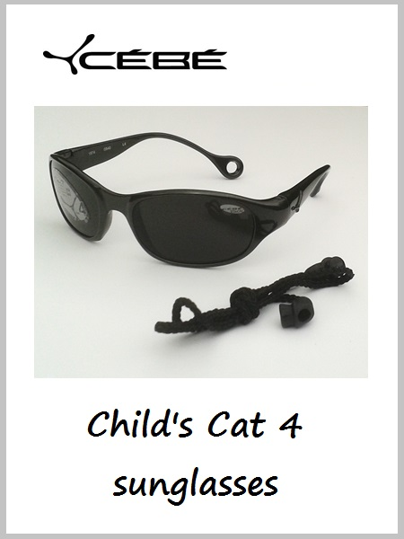 Cebe Child's Category 4 sunglasses (code 1974)