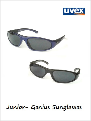 Uvex Childs  'Genius' Cat 3 sunglasses