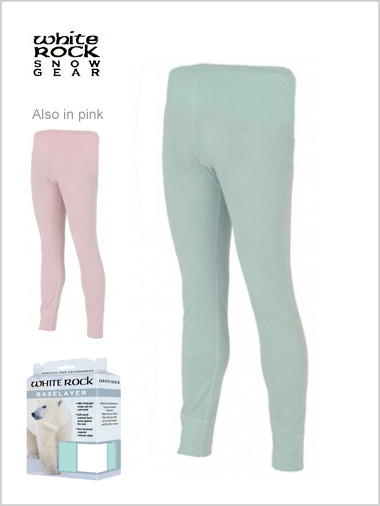 Ladies base layer - pant