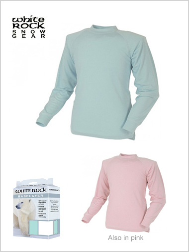 Ladies base layer - top (only UK 14 & 16 now left)