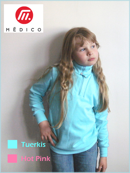 Medico Zipped Shirt - junior sizes