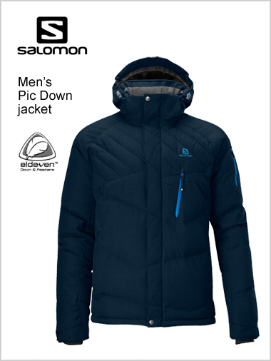 Pic Down Jacket - (only L now left)