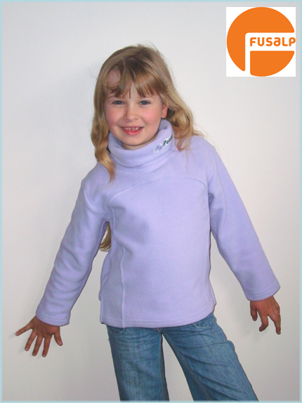 Girls No Panik 'Bigoudi' Fleece