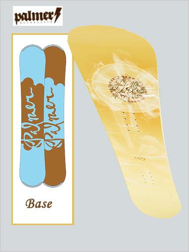 57eb9493190 Palmer Halo womens snowboard