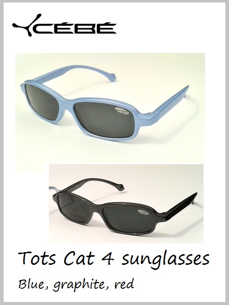 Cebe tots category 4 sunglasses (code 1978)